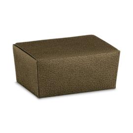 Barna ajándék doboz nagy