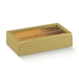 8 szemes arany doboz