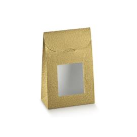Arany ablakos tasak nagy