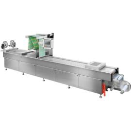 DLZ450H thermoforming gép