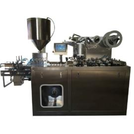 DPP110 thermoforming gép