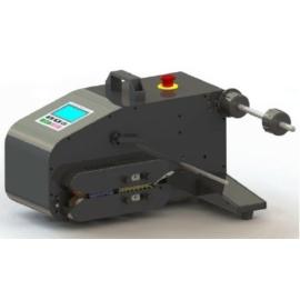 SM-04 térkitöltő-fóliás gép