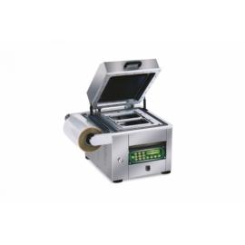 VG600 félautomata tálcalezáró csomagológép