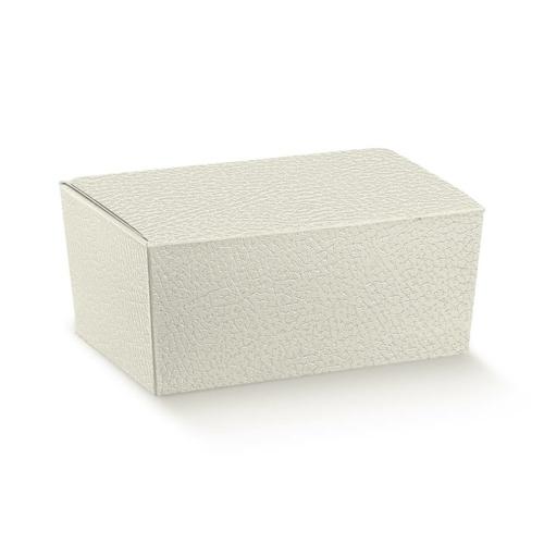 Bőrhatású elegáns ajándék doboz