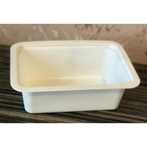 GB sütis ételszállító fóliázható doboz, mikrózható