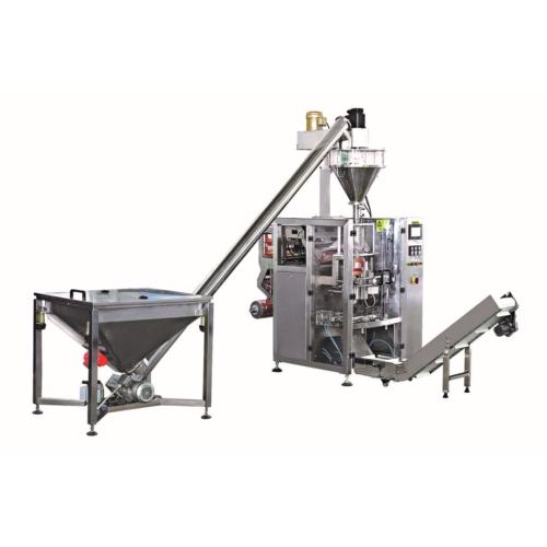 HS420D kombinált csomagológép por állagú termékekhez